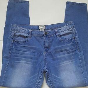 MUDD Skinny Stretch Jeans Size 15.